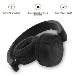 JBL T460BT Wireless headphones with mic | Techbuy.in