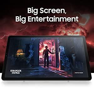 Samsung Galaxy Tab A 10.1 (10.1 inch, 32GB, Wi-Fi), Black TechBuy.in