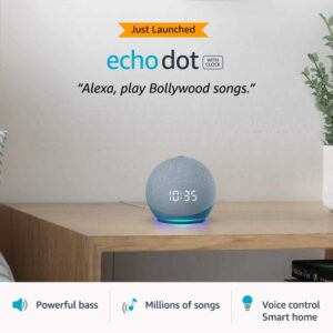 New 4th GeAVn Echo and Alexa Devices Online at Amazon India | Techbuy.in