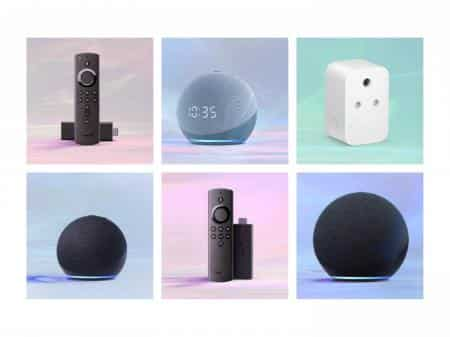 New 4th GAVen Echo and Alexa Devices Online at Amazon India | Techbuy.in