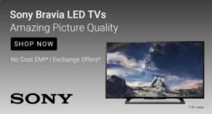 Best Smart TVs on Big Billion Days – Flipkart
