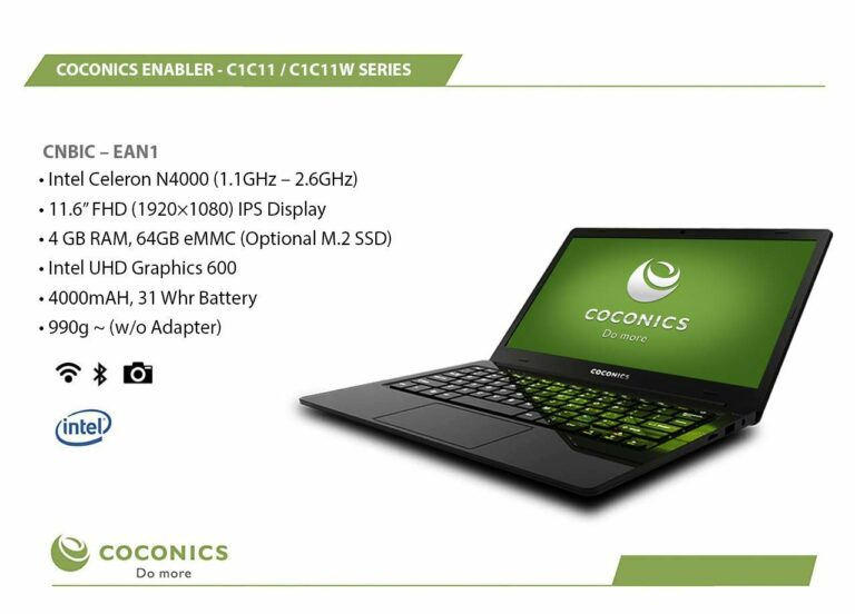 Coconics Enabler Review – a Make in India Laptop ? - TechBuy.in