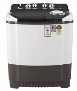 LG 8 kg 5 Star Top Loading Washing Machine Review